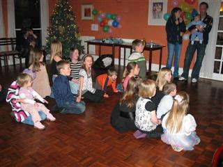 [Childrens Party in the Glen 2007]