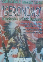 [Carradale Drama Club Present Geronimo!]