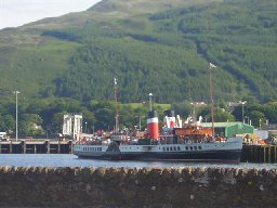 [PS Waverley at Campbeltown]